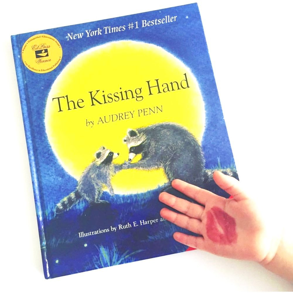 The Kissing Hand Book by Audrey Penn