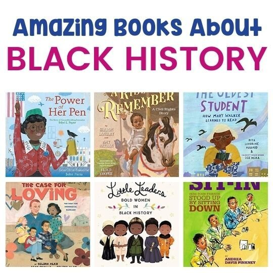 kids books for black history month
