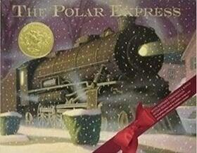 Christmas Books for Kids, The Polar Express