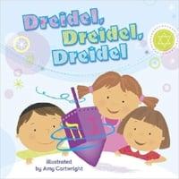 Children's Books About Hanukkah, Dreidel Dreidel Dreidel