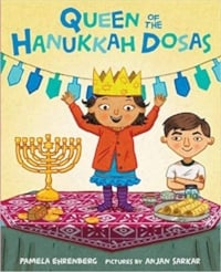 Children's Books About Hanukkah, Queen of the Hanukkah Dosas