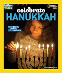 Children's Books About Hanukkah, Celebrate Hanukkah National Geographic Kids