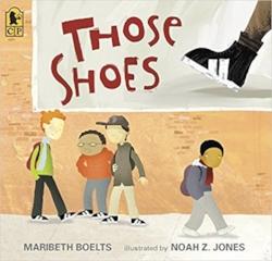 Children's Books About Gratitude, Those Shoes