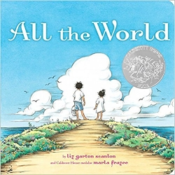 Children's Books About Gratitude, All the World