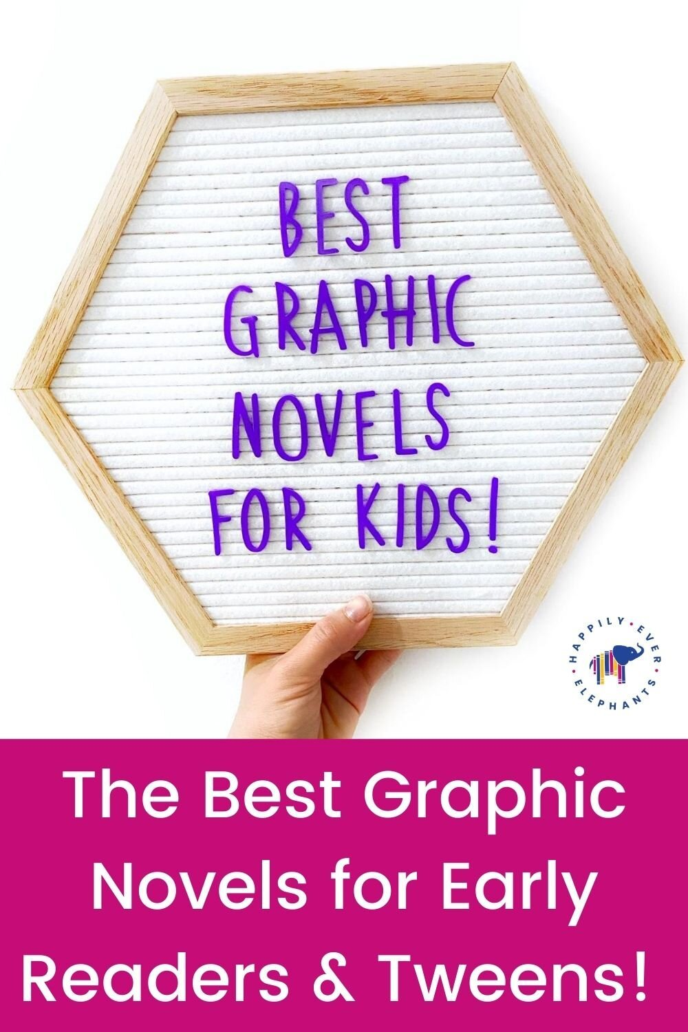 Best Graphic Novels for Tweens