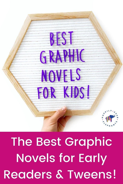 Best Graphic Novels for Tweens