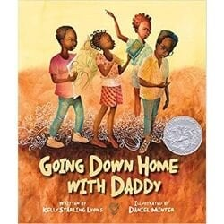 Black Children's Books, Going down Home With Daddy
