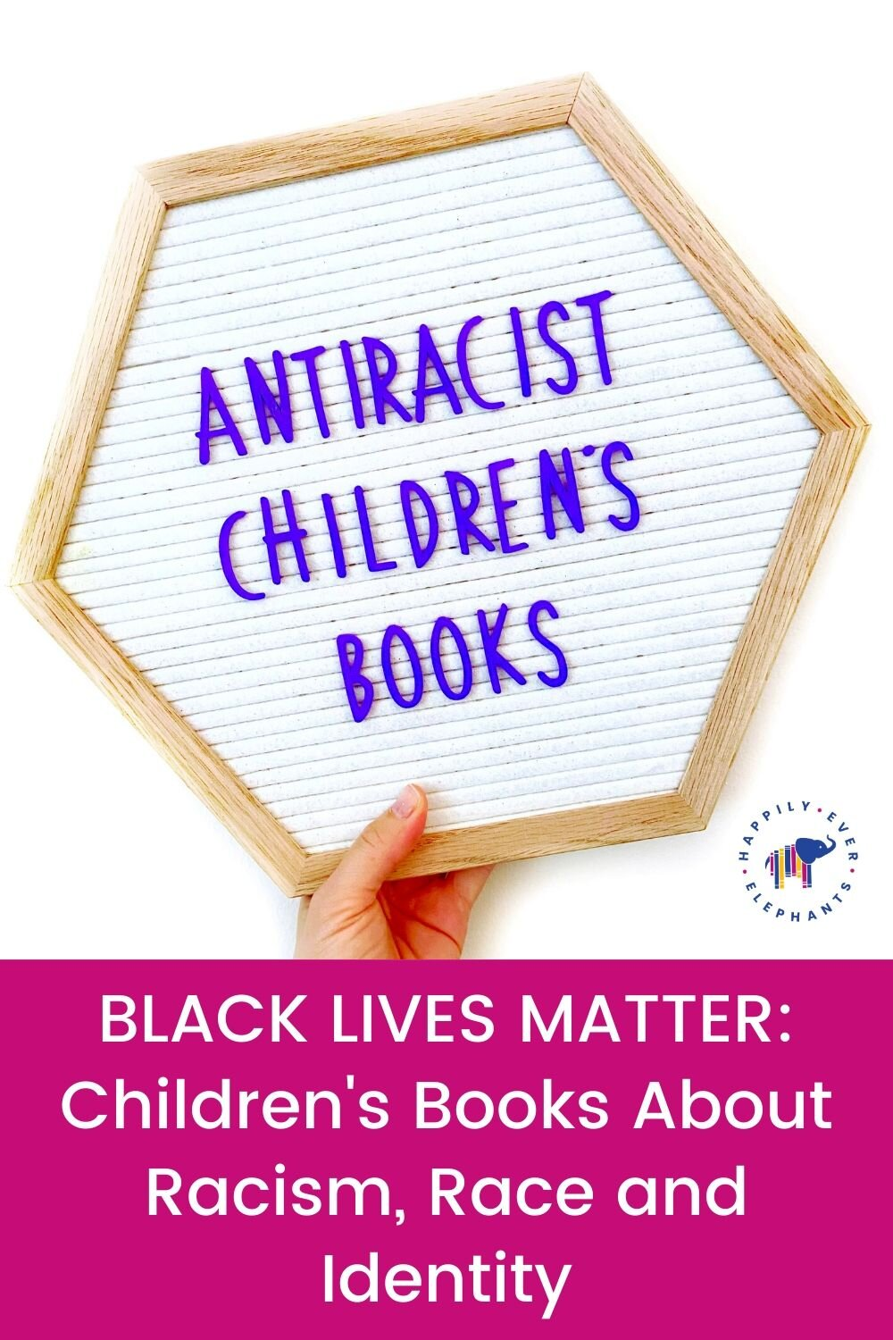 Children's Books About Racism, Race and Identity