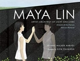 books about strong girls, maya lin