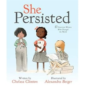 Books About Strong Girls She Persisted