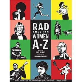 Books About Strong Girls Rad American Women A-Z