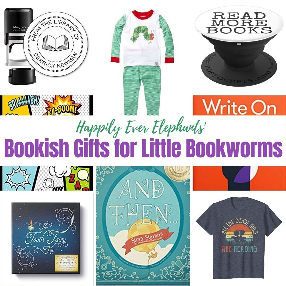 The best Bookish Gifts for Little Bookworms!