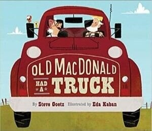 Best books for 2 year olds, Old MacDonald Had a Truck.jpg