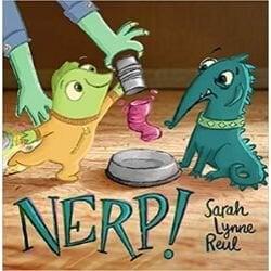 funny children's books, nerp!