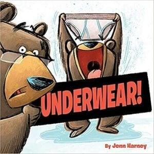 Funny Children's Books, Underwear!