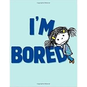 Funny Children's Books, I'm Bored