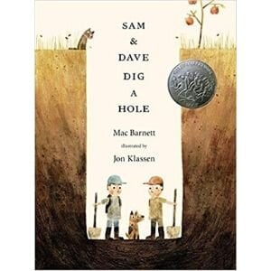 Funny Children's Books, Sam and Dave Dig a Hole