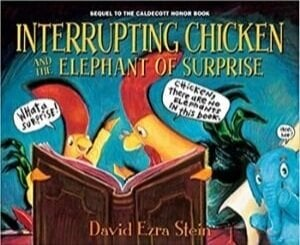 Funny Children's Books, Interrupting Chicken and the Elephant of Surprise