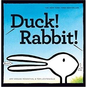 Funny Children's Books, Duck Rabbit