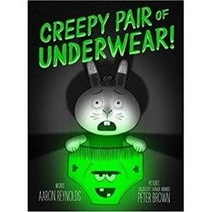 Funny Children's Books, Creepy Pair of Underwear