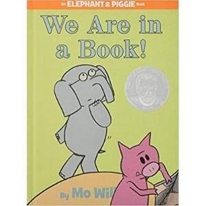 Funny Children's Books, We are in a Book!