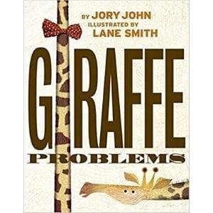 Funny Children's Books, Giraffe Problems