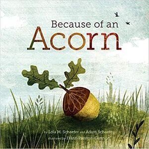 Fall Books for Kids, Because of an Acorn