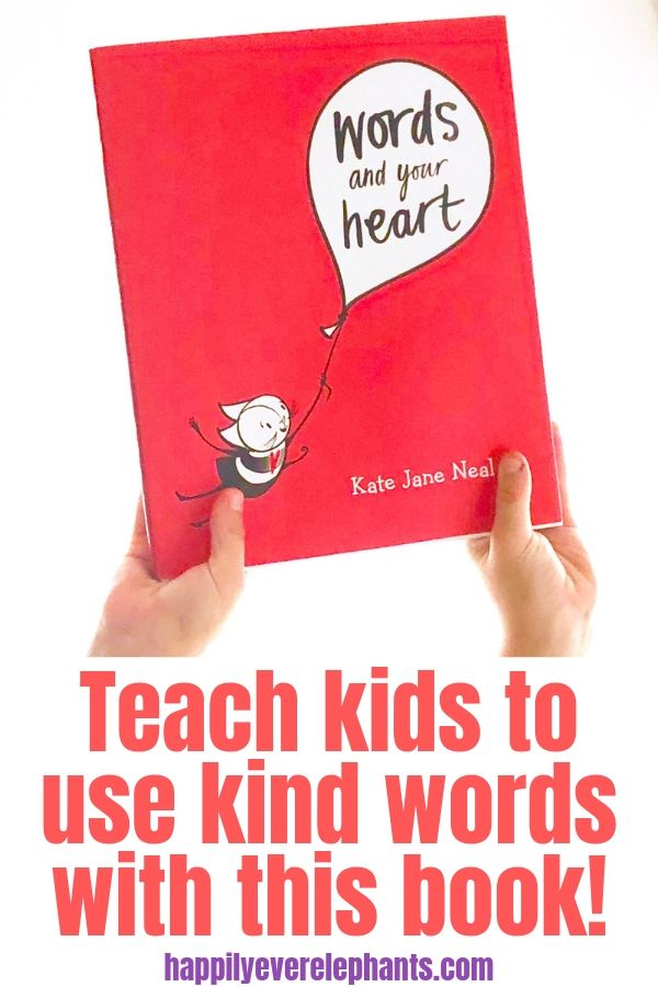 Words and Your Heart, by Kate Jane Neal
