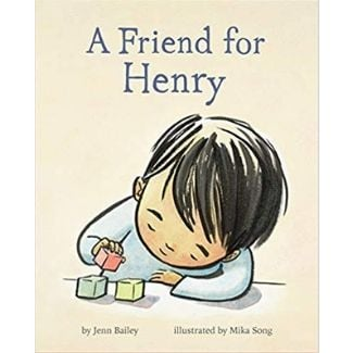 Children's Books About Friendship, A Friend for Henry