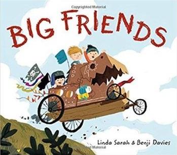Children's Books About Friendship, Big Friends