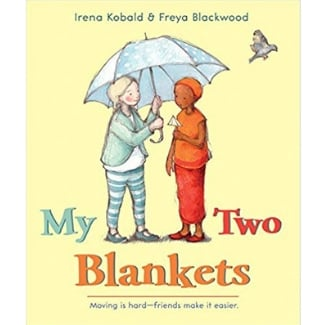 Children's Books About Friendship, My Two Blankets