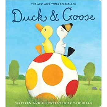 Children's Books About Friendship, Duck and Goose