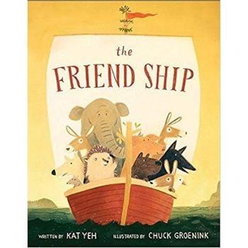 Children's Books About Friendship, The Friend Ship