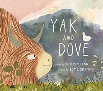 Children's Books About Friendship, Yak and Dove