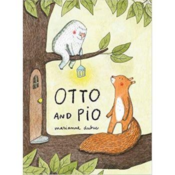 Children's Books About Friendship, Otto and Pio