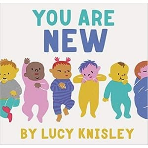 Books for Expectant Parents, You are New