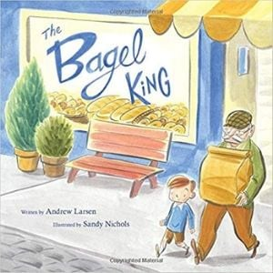 Books About Grandparents, The Bagel King