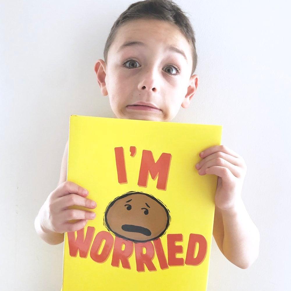 I'M WORRIED, by Michael Ian Black and Debbie Ridpath Ohi