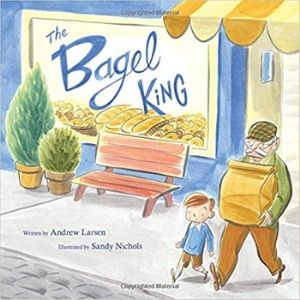 Kids Books About Kindness, The Bagel King