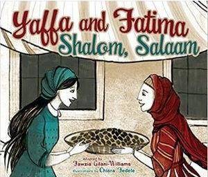 Kids Books About Kindness, Yaffa and Fatima