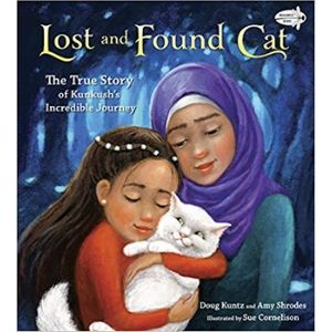 Kids Books About Kindness, Lost and Found Cat