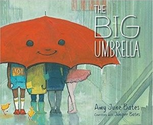 Kids Books About Kindness, The Big Umbrella