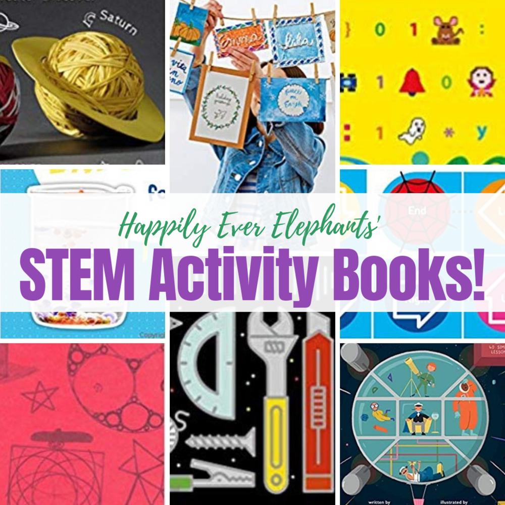 STEM Activity Books!