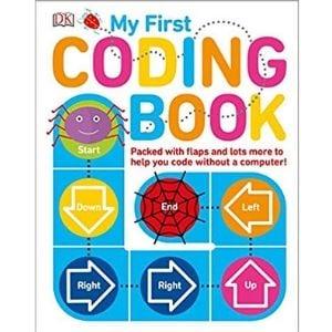 STEM Activity Books, My First Coding Book