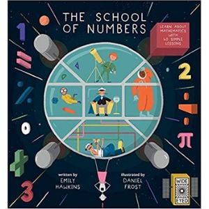 STEM Activity Books, The School of Numbers