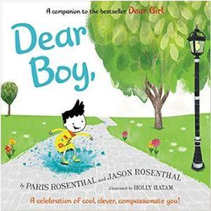 Best Books for Boys, Dear Boy