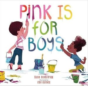 Best Books for Boys, Pink is for Boys