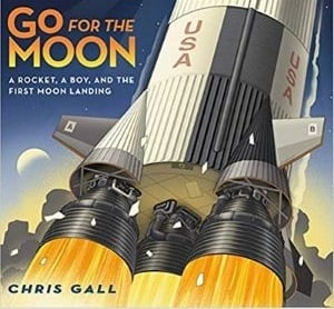 Children's Books About Space, Go for the Moon