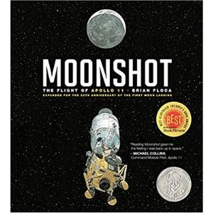 Children's Books About Space, Moonshot