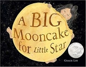 Children's Books About Space, A Big Mooncake for Little Star